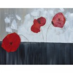 Marie-Annick Jeannette - coquelicots
