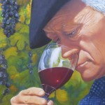 Mary Cole - Le vin rouge
